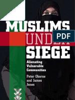 Muslims Under Siege
