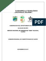 Centro Desarrollo Tecnologico 2012