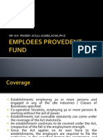 Emploees Provedent Fund