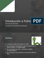 Intro Python