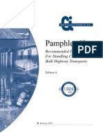 Pamphlet 9 Recommnended Practices for Handling Chlorine Bulk Highway Transport - Ci