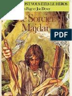 Astre d'or 1-Le Sorcier Majdar