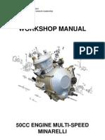 Verkstadshandbok Am6 Motor