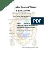 Caracteristicas y Variantes de La Cerámica Del Estilo Huaura - Elizabeth Cruzado