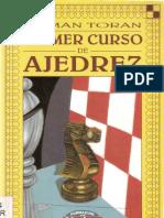 Roman Toran - Primer Curso de Ajedrez