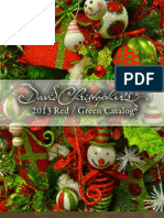 David Christopher's 2013 Red / Green Catalog