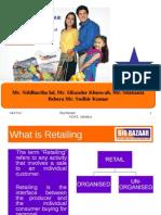 Big Bazaar Case Study 2009