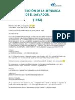 01. Constitucion de La Republica