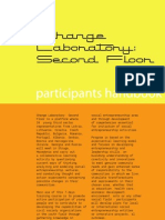Handbook Change Laboratory Second Floor