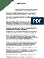 INSTRUMENTAÇÃO E CONTRÔLE(7)-(Interfaces de Comunicação)