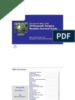 23345260 Orthopedic Emergencies