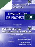 Evaluacion de Proyectos(9)Nueve