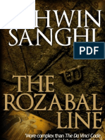 The Rozabal Line by Ashwin Sanghi Preview