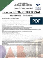 Ix Exame Constitucional - Segunda Fase