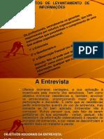 5ª Aula - Instrumentos de levantamento de Informações.ppt