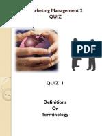 Quiz 1  MM2