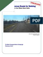 Tri-State Transportation Campaign report
