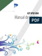 Manual Tablet