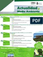 """""""Actualidad y Medio Ambiente"""" 1º Ciclo de Conferencias"""
