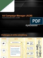 Eyeblaster ACM Presentation