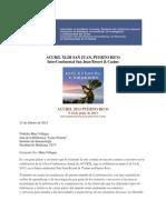 Carta de Invitacion Personalizada Nohelia Mata