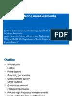 Near Field antenna Measurement