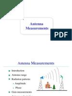 Antenna Measurements techniques