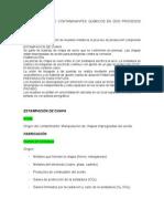 Ejercicos Identificacion de Contaminantes Quimicos-1