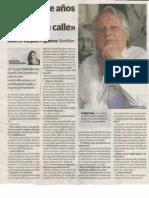 Entrevista a Vazquez Figueroa