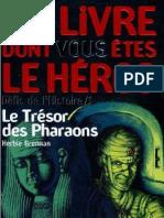 Défis de l'histoire 1-Le Trésor des Pharaons