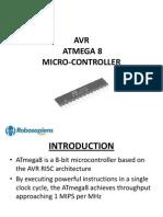 ATmega8 Basics