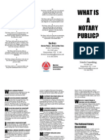 Notch Notary Brochure