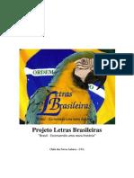letras brasileiras atualizado