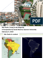 CAPS Presentation - Sao Paulo Megacity