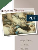 """Recopilatorio Erótico """"Juego de Verano"""""""