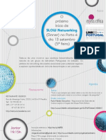 SLOW Networking Event - PORTO Dinner (13.09.12)