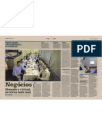 SLOW networking-Jornal de Notícias - 20-05-2011