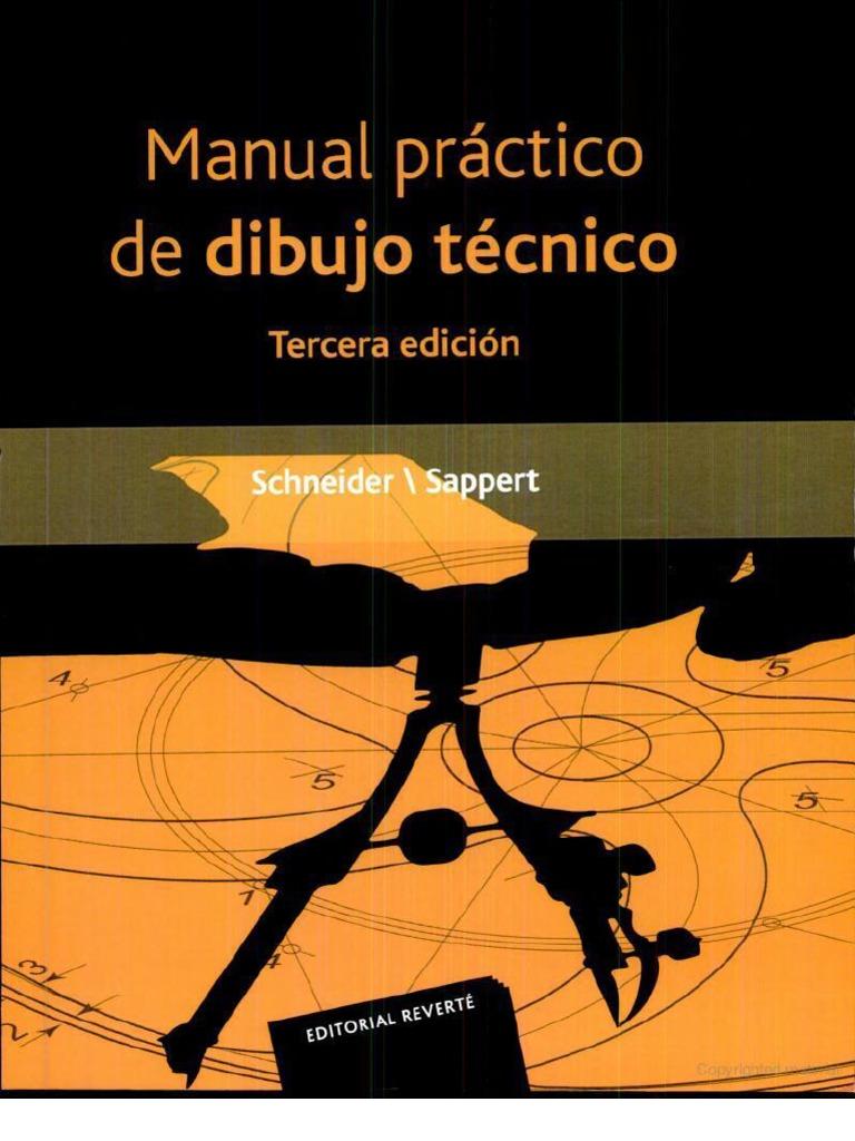 Manual prctico de dibujo tcnicopdf