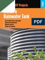 Install a Rainwater Tank