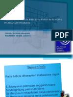 Menyusun Anggaran Biaya Penawaran Dan Rencana Pelaksanaan Pekerjaan