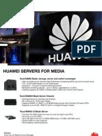 Huawei Enterprise - Media Handout - Servers