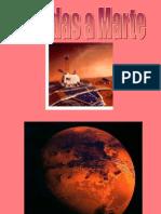 Sondas a Marte