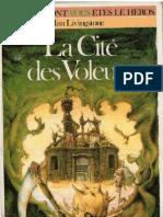 Defis Fantastiques 05 - La Cite Des Voleurs
