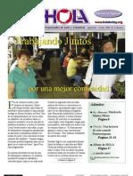 El periodico HOLA (Sept./Oct. 2008)