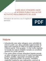 Curs 18 - Infractiuni de serviciu (2011-2012).ppt