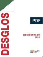 Desglses Examen en Peru