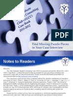 YGCC 2012 Casebook Preview