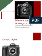 Analog Ovs Digital