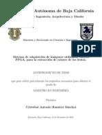 Anteproyecto Cristobal a. Ramirez S.