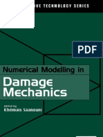 Numerical Modelling in Damage Mechanics_edited by Kh. Saanouni _ All937572640Limit